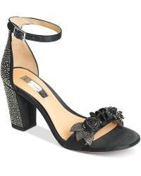 3400a617bf061 Lyst - Inc International Concepts I35 Kacee2 Ankle Strap Sandals ...
