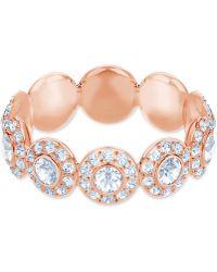 Swarovski - Angelic Crystal Ring - Lyst