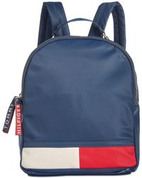 Tommy Hilfiger - Nori Solid Small Backpack - Lyst