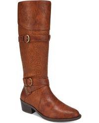 Easy Street   Kelsa Riding Boots   Lyst