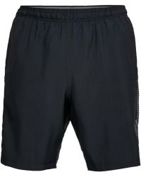 "Under Armour - Lightweight Woven 8"" Shorts - Lyst"