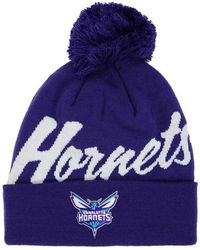 Mitchell & Ness - Double Up Cuff Knit - Lyst