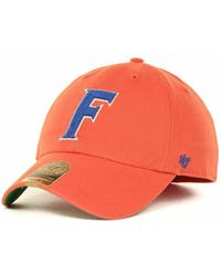 47 Brand | Florida Gators Franchise Cap | Lyst