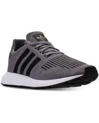 a2bcc357ab164 Lyst - adidas Nmd R1 Casual Sneakers From Finish Line in Gray for Men