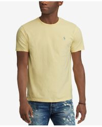 Polo Ralph Lauren - Classic Fit T-shirt - Lyst