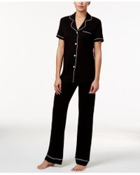 Cosabella - Bella Satin-trim Pyjama Set Amore9642 - Lyst