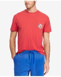 Polo Ralph Lauren - Cp-93 Classic Fit Cotton T-shirt - Lyst