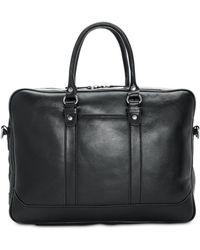 Patricia Nash Heritage Leather Slim Briefcase