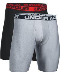 Under Armour - Men's 2-pk. Boxerjock® Boxer Briefs - Lyst