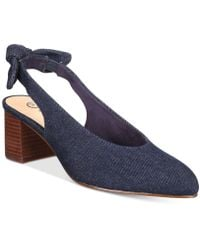 Bella Vita - Joni Slingback Court Shoes - Lyst