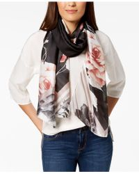 Vince Camuto - English Rose Scarf - Lyst