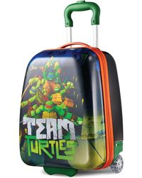 """American Tourister - Ninja Turtles 18"""" Hardside Rolling Suitcase By - Lyst"""
