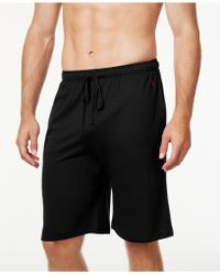 Polo Ralph Lauren - Men's Supreme Comfort Knit Pajama Shorts - Lyst