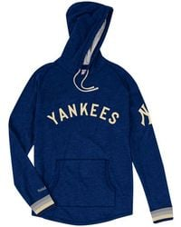 check out 80269 e2249 Lyst - Majestic Men'S New York Yankees Major Play Hoodie in ...