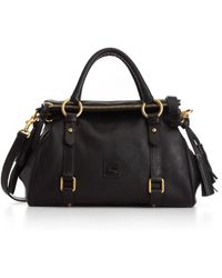 Dooney & Bourke - Florentine Vachetta Small Leather Satchel - Lyst