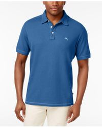 Tommy Bahama - Men's Tropicool Pique Polo - Lyst