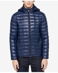 CALVIN KLEIN 205W39NYC - Men's Packable Hooded Puffer Jacket - Lyst