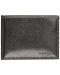 Perry Ellis Men's Leather Rfid Passcase