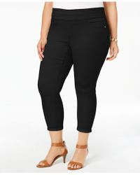 Style & Co. - Plus Size Pull-on Ankle Pants, Created For Macy's - Lyst
