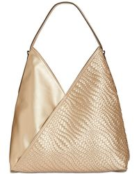 INC International Concepts | Blakke Woven Large Hobo | Lyst
