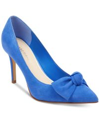 Marc Fisher - Doreny Bow Court Shoes - Lyst