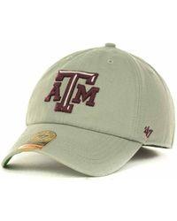 quality design 1a9dc c78e8 adidas Texas A M Aggies Ncaa On Field Baseball Cap in White for Men - Lyst