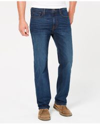 e5de9f22 Tommy Hilfiger - Big & Tall Relaxed Fit Stretch Jeans, Created For Macy's -  Lyst