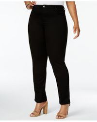 Lee Platinum - Plus Size Ava Skinny Jeans - Lyst
