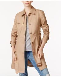 Maison Jules - Single-breasted Trench Coat - Lyst