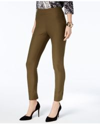 Eci   Pull-on Straight-leg Pants   Lyst