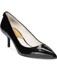 Michael Kors - Mk Flex Kitten Court Shoes - Lyst