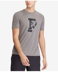 Polo Ralph Lauren - P-wing Active Fit Performance T-shirt - Lyst