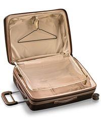 Briggs & Riley - Sympatico Medium Expandable Spinner Suitcase - Lyst