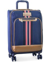 """Tommy Hilfiger - Freeport 21"""" Expandable Spinner Suitcase, Only At Macy's - Lyst"""