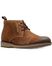 Clarks - Hinman Mid-high Boots - Lyst