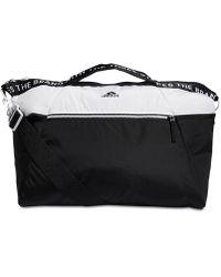 6505b8dd78f6 Lyst - adidas By Stella McCartney Shipshape Bag in Black