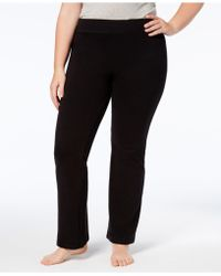 Hue - Women's Plus Size Yoga Leggings - Lyst