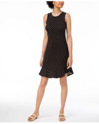 Maison Jules - Ruffled-hem A-line Dress, Created For Macy's - Lyst
