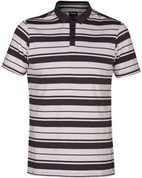 Hurley - Sonny Striped Polo - Lyst