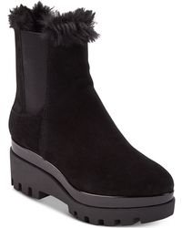 DKNY - Bax Wedge Boots, Created For Macy's - Lyst