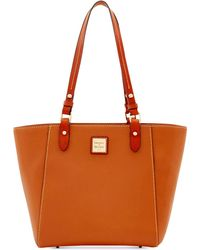 Dooney & Bourke - Janie Pebble Small Tote - Lyst