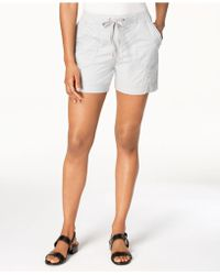 Style & Co. - Comfort-waist Shorts, Created For Macy's - Lyst