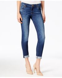 Kut From The Kloth - Catherine Boyfriend Excited Wash Jeans - Lyst
