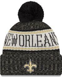 e7c6b488 sale new orleans saints 47 nfl womens 47 fiona pom knit c6127 17e29