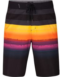 "Hurley - Phantom Gaviota 20"" Board Shorts - Lyst"