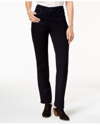 Style & Co. - Tummy-control Straight-leg Jeans, Created For Macy's - Lyst