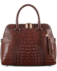 Brahmin - Sydney Melbourne Medium Satchel - Lyst