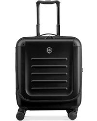 "Victorinox | Suitcase, 21"" Spectra 2.0 Rolling Hardside Extra Capacity Dual Access Carry On Spinner Upright 