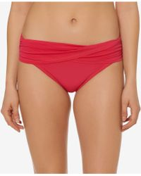 Bleu Rod Beattie - Sarong Bikini Bottoms - Lyst