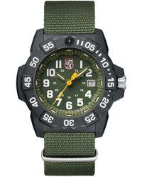 Luminox - Lumi Navy Seal Tr - Lyst